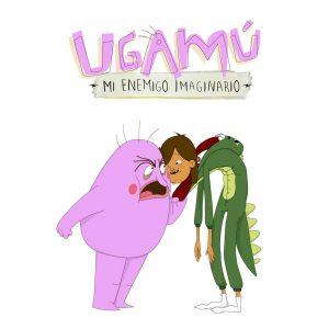 Ugamu Cover